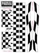 PARMA Checker Board 方格板