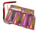 7.2V 1400mah充電電池