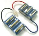 VB 4900mAH 大容量Ni-MH分置充電電池