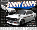 ABC SUNNY COUPE 車殼