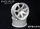 RC-ART EVOLVE GF 7爪甩尾輪框(白色 OFFSET=10mm)