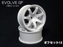 RC-ART EVOLVE GF 7爪甩尾輪框(白色 OFFSET=12mm)