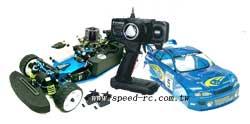 COLT 1/10 SUBARU IMPREZA WRC小油車