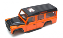 JG RC HOBBIES CRUSANDER DEFENDER D110 STATION WAGON 1/10 像真攀岩車殼套件