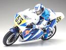 KYOSHO 34931 S.R.T. SUZUKI RGV-Γ 1992 1/8電動摩托車套件