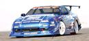YOKOMO Team TOYO TIRES DRIFT with GP SPORTS 180SX D1 �ϧ���