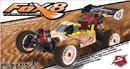 SWORKZ FOX8 1/8 引擎越野車RTR