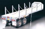 TAMIYA 拖車專用平板車尾車