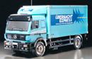 TAMIYA 56307 BENZ 1850L箱型貨車